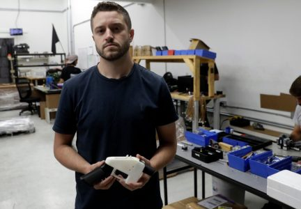 3D Gun Printing Activist Accused of Sex with Underage Girl