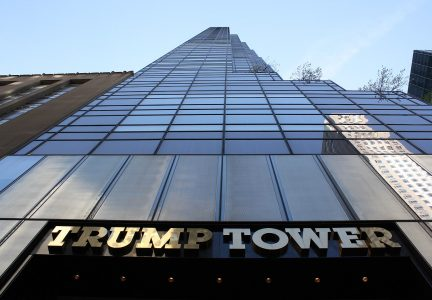 Trump Tower, Where Trump Jr. Meet w/ Russians