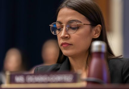 Ocasio-Cortez asked Zuckerberg to explain